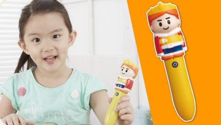 自主学习: 上半年推出【小王子点读笔】并连续6个月搭配教材,在互动游戏中提升孩子的自主学习力。